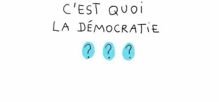 La démocratie chez les enfants !