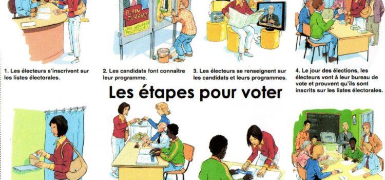 Comment organiser des élections de délégués et de bureaux d'enfants ?